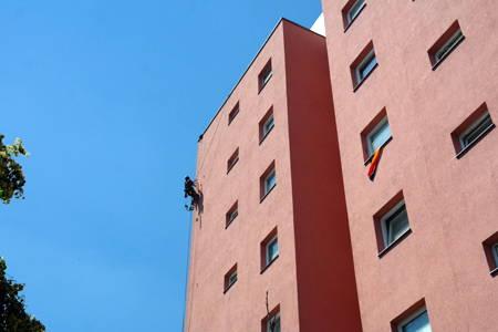 Industriekletterer Service für Gebäude