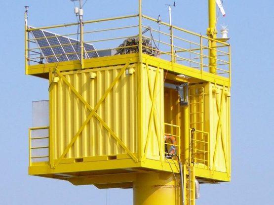 Korrosionsschutz Forschungsstation - Seiltechnik