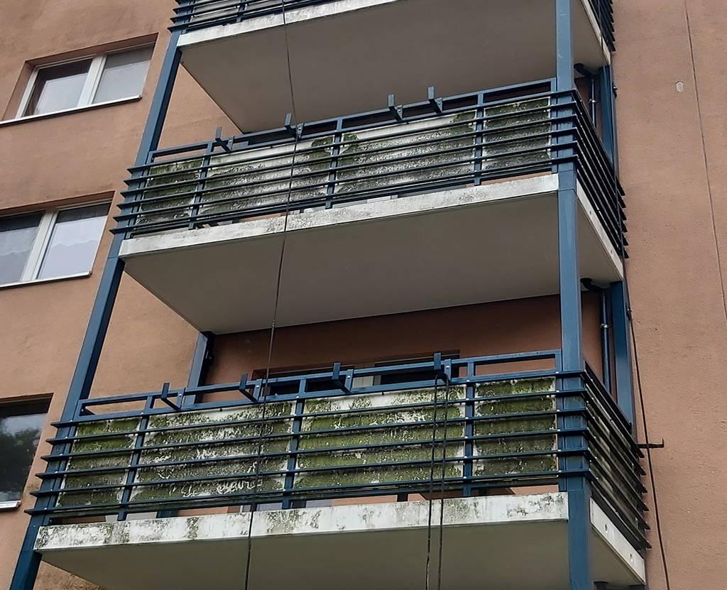Fassadenreinigung Berlin für Deutsche Wohnen
