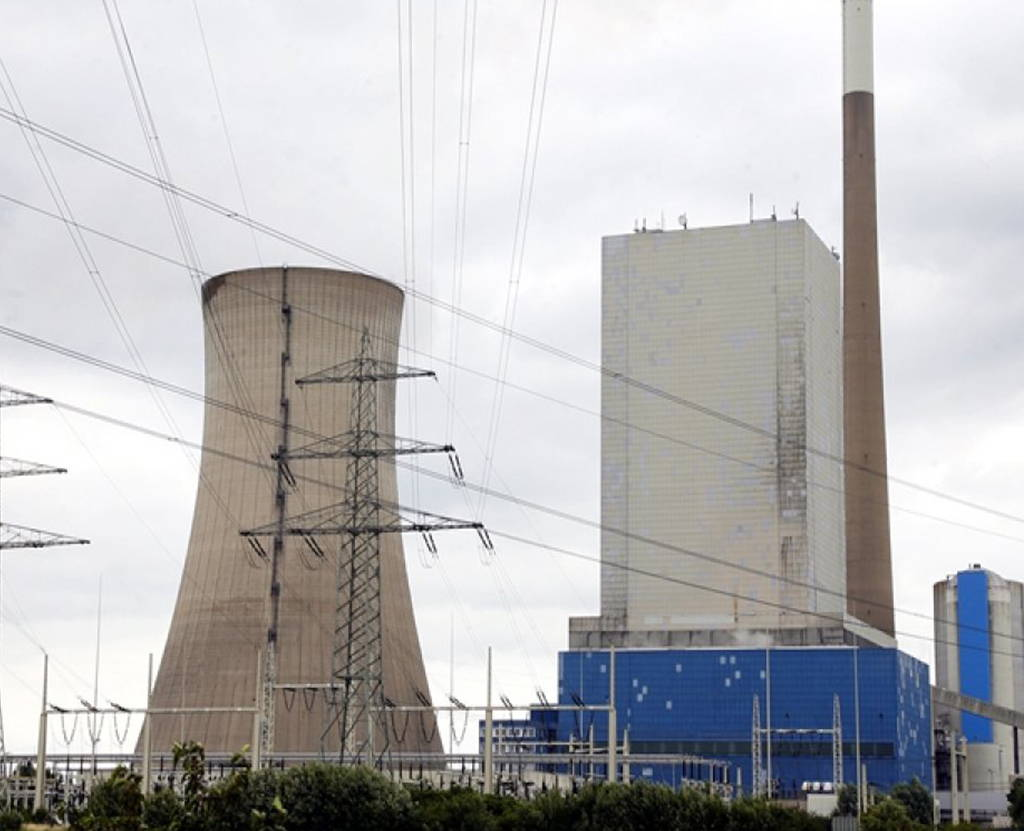 Kesselreinigung Kraftwerk Mehrum